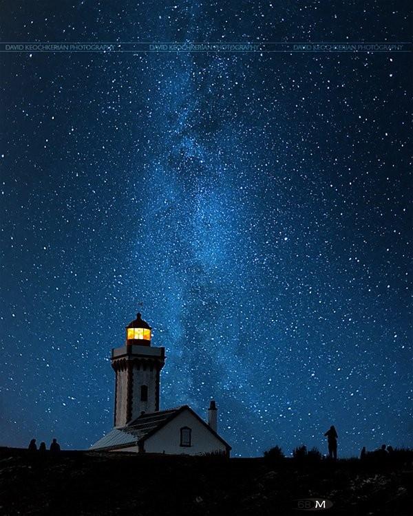 幻想,这一片星空和云海