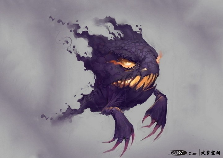 【解梦之鬼神】梦见恶魔 梦到恶魔 危及性命 功成名就