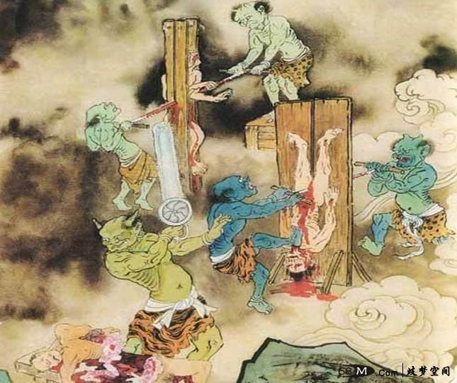 【解梦之鬼神】梦见地狱 大难临头 人身伤亡 死期