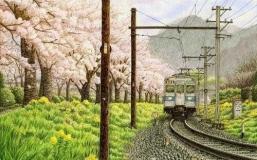 列车上的旅行:驿站人家