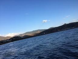 节日中的海